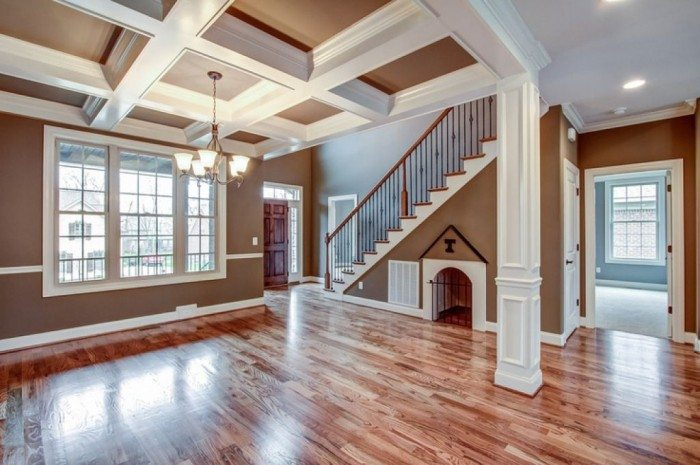 Wiccopee Coffered Ceiling